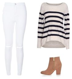 """Casual Outfit"" by alina-w ❤ liked on Polyvore featuring River Island, Velvet by Graham & Spencer, women's clothing, women's fashion, women, female, woman, misses and juniors"