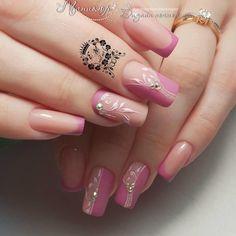 How to Choose Nail Tips – Page 5471615339 – NaiLovely Nail Tip Designs, Simple Nail Designs, Beautiful Nail Designs, Acrylic Nail Designs, Acrylic Nails, Colored French Nails, Luminous Nails, Mobile Nails, Silver Glitter Nails