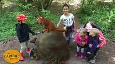 Gruffalo Spotting at Salcey Forest Stuff To Do, Things To Do, Days Out, Kids, Things To Make, Young Children, Boys, Children, Boy Babies