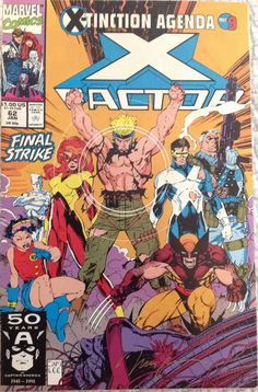 Jim Lee X-Factor comic