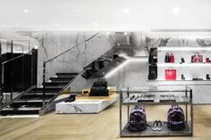 Givenchy store in Ocean Center, Hong Kong fashion