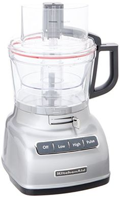 KitchenAid KFP0933CU 9-Cup Food Processor with Exact Slice System, Contour Silver KitchenAid http://www.amazon.com/dp/B00JPP0JLQ/ref=cm_sw_r_pi_dp_iArfxb0EDNSR4
