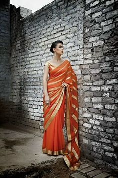 Love this saree by my friend amrita thakur