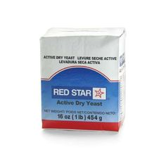 If you're a devotée of traditional active dry yeast, Red Star active dry yeast has long been a favorite of American bakers. Many bakers prefer the flavor of active dry yeast, compared to instant. Use in recipes calling for active dry yeast. Rye Bread, Sourdough Bread, Yeast Bread, Sourdough English Muffins, Baking Stone, King Arthur Flour, Thin Crust, Instant Yeast, Nutrition Information