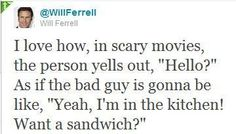I love you will ferrell