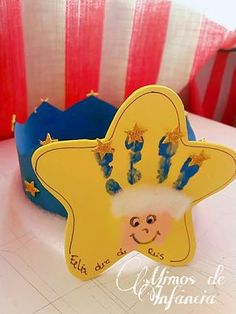 Miminhos da escolinha Diy For Kids, Crafts For Kids, Arts And Crafts, Preschool Christmas, Christmas Crafts, Sunday School Projects, Catholic Crafts, Kings Day, Preschool Projects