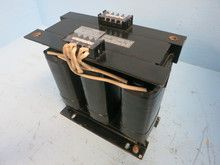 Sao Electric 3 kVA Type UAB Pri: 460V Sec: 200 V 3 Phase Dry Type Transformer (PM2049-1). See more pictures details at http://ift.tt/2cEBKA7