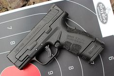 SPRINGFIELD ARMORY XD MOD.2 SUBCOMPACT 9MM/.40SW – NEW GUN REVIEW