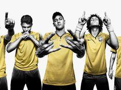 Brazil Football Team HD Wallpapers