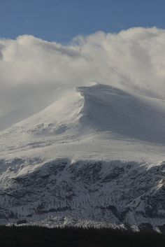Ben Nevis, Scottish Highlands