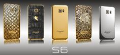 Legend refines the Samsung Galaxy and Edge Samsung Galaxy S6, Smartphone, Iphone, Helsinki, Luxury, Gold, Tech, People, Technology