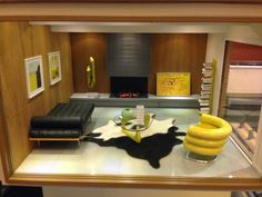 PDR Modern Mini Houses at Chicago Miniature Show 2015