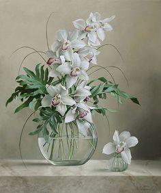 2049 Flower Masterpieces by Pieter Wagemans