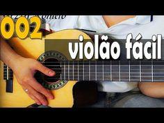 Aula de Violão 002 - Aprendendo o PRIMEIRO RITMO Lição Básica - YouTube