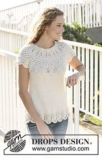 Women - Free knitting patterns and crochet patterns by DROPS Design