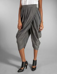 Loving harlem style pants right now!
