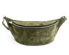 HK Women Men Outdoor Faux Leather Chest Fanny Pack Crossbody Bag Phone Holder N