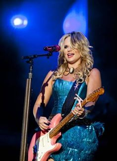 Miranda Lambert at Gexa Energy Pavilion in Dallas.
