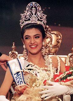 Sushmita Sen Miss Universe 1994
