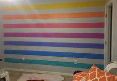 LuLaRoe stripes for a LuLaRoom