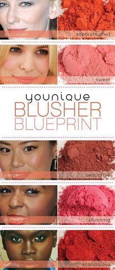 Pick your blush! www.youniqueproducts.com/swestendorf