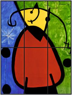 Pintores famosos: Joan Miró. Vida y obras. Joan Miro Paintings, Art Lessons For Kids, Spanish Painters, First Art, Science Art, Drawing For Kids, Art Plastique, Art Day, Les Oeuvres