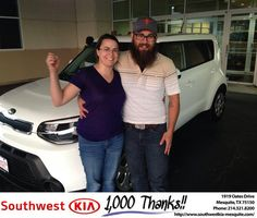 https://flic.kr/p/Mg4sD5 | #HappyBirthday to Laura from Jerry Tonubbee at Southwest Kia Mesquite! | deliverymaxx.com/DealerReviews.aspx?DealerCode=VNDX