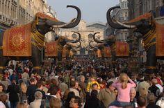 Ouverture de 'Bombaysers de Lille' en 2009. Ici, la rue Faidherbe.