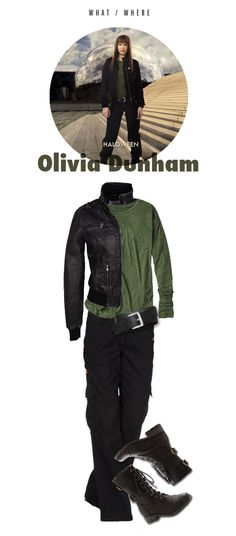 olivia Dunham Costume Outfit