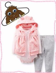 Carter's ropa de bebe de niña y niño desde 22.000