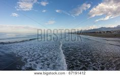 #Marina Di #Pietrasanta @Bigstock #Bigstock @selectitaly @italytravel #Italy #landscape #summer #beach #nature #stock #photo #portfolio #download #hires