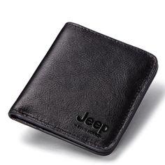 Jeep High Quality Leather Slim Business Wallet | Kavi`s Fashion – Kavis Wallets