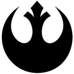 The Rebel Alliance stood against the Galactic Empire in the original trilogy and after years of fighting, the Rebellion eventually signed a concordance with the Empire. Their symbol, a starbird, is most often spotted on pilots' helmets and can also be seen on uniforms on the Resistance base in The Force Awakens. The design may have roots in the phoenix/starbird graffiti Sabine Wren leaves behind in Star Wars Rebels.