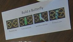 StrongStart: Butterflies for Snack
