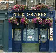 Adorable pub/store front