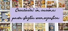 Scopriamo insieme come preparare dei finger food di pasta sfoglia scenografici semplicemente aggiungendo un po' di creatività Creative Food Art, Antipasto, Finger Foods, Appetizers, Yummy Food, Youtube, Ideas, Sweet Like Candy, Gastronomia