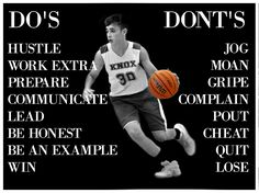 Inspirational Basketball Quotes Endearing Commitment Basketball Inspiration Quotes  Basketball Quotes And . Decorating Inspiration