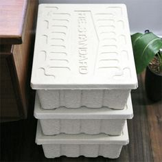 RE_STANDARD Molded Pulp Box
