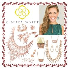 """Kendra Scott 💖"" by dobesht ❤ liked on Polyvore featuring Kendra Scott, internationalwomensday, pressforprogress, FemaleDesigners and ByWomenForWomen"