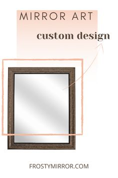 The mirrors are truly an interesting  decorative and they often tend to become the most attention-grabbing  centerpiece of your home. You can do many creative things in your home  using the mirrors. Some people wish to keep it simple while some use  innovative varieties of mirrors for the ornamentation of their home. A  beautiful mirror surely spruces up the look of the wall in a much better  way as compared to a plain mirror. Beautiful Mirrors, Mirror Art, Creative Things, Some People, Centerpiece, Traveling By Yourself, Custom Design, Clock, Simple