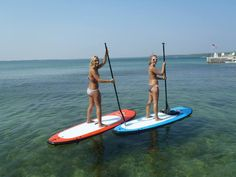 Door County SUP. Stand Up Paddleboard Rentals.
