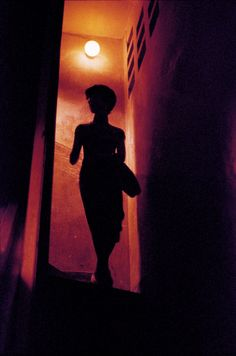 "Maggie Cheung in ""In the mood for love"""