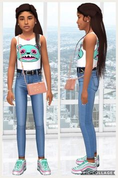 Sim L🧙🏽♂️cker — South Beach AirMax🌊🌴 -Adults -Kids -Toddlers. The Sims 4 Kids, The Sims 4 Pc, Sims 4 Children, Sims 4 Teen, Sims Four, Sims 4 Mm, Sims 4 Toddler Clothes, Sims 4 Mods Clothes, Sims 4 Cc Kids Clothing