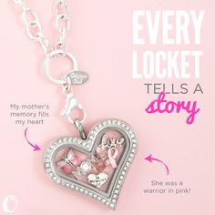 Let your mother's {love} fill your heart every day of the year! <3  www.NikkisHootCouture.OrigamiOwl.com