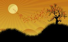 Autumn Skies by HypnoTECH03.deviantart.com on @DeviantArt