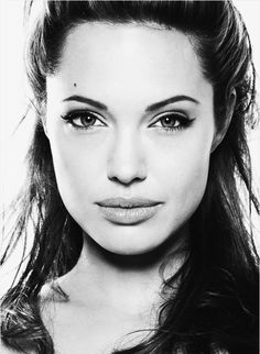 Angelina Jolie. The most beautiful woman in the world! Sorry Adriana (;