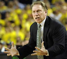 Tom Izzo - National Coach of the Year!