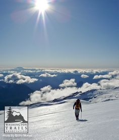 Camp Muir. Photo by Quinn McKee. Trip with my best friends next summer! :) Buddy/Gilby/Steph and ME!!
