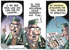Rob Rogers by Rob Rogers for Sep 26, 2017 | Read Comic Strips at GoComics.com
