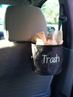 Thirty-One Gifts - Oh Snap Bins are great for the backseat. Check them out- currently on sale! www.mythirtyone.com/43608